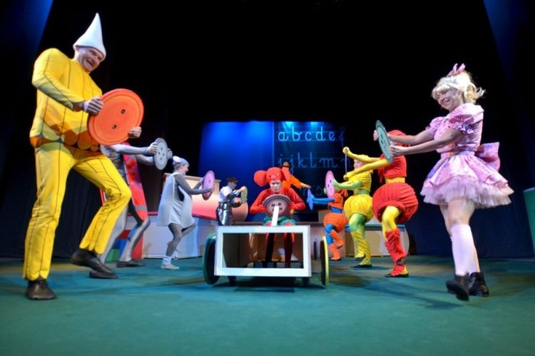 Plastusiowy Pamiętnik w Teatrze Nowym w Zabrzu