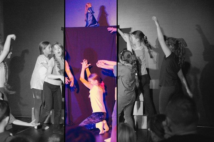 Teatralne Kontury w ramach obchodów Światowego Dnia Teatru