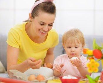 Wielkanocne menu dla dziecka