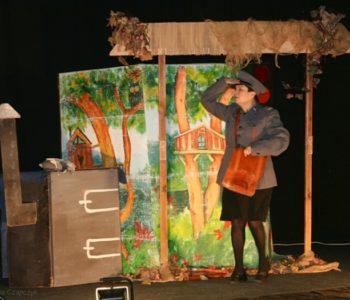 Teatr Klapa czyli Koperek i Kminek: Wróbelek Elemelek