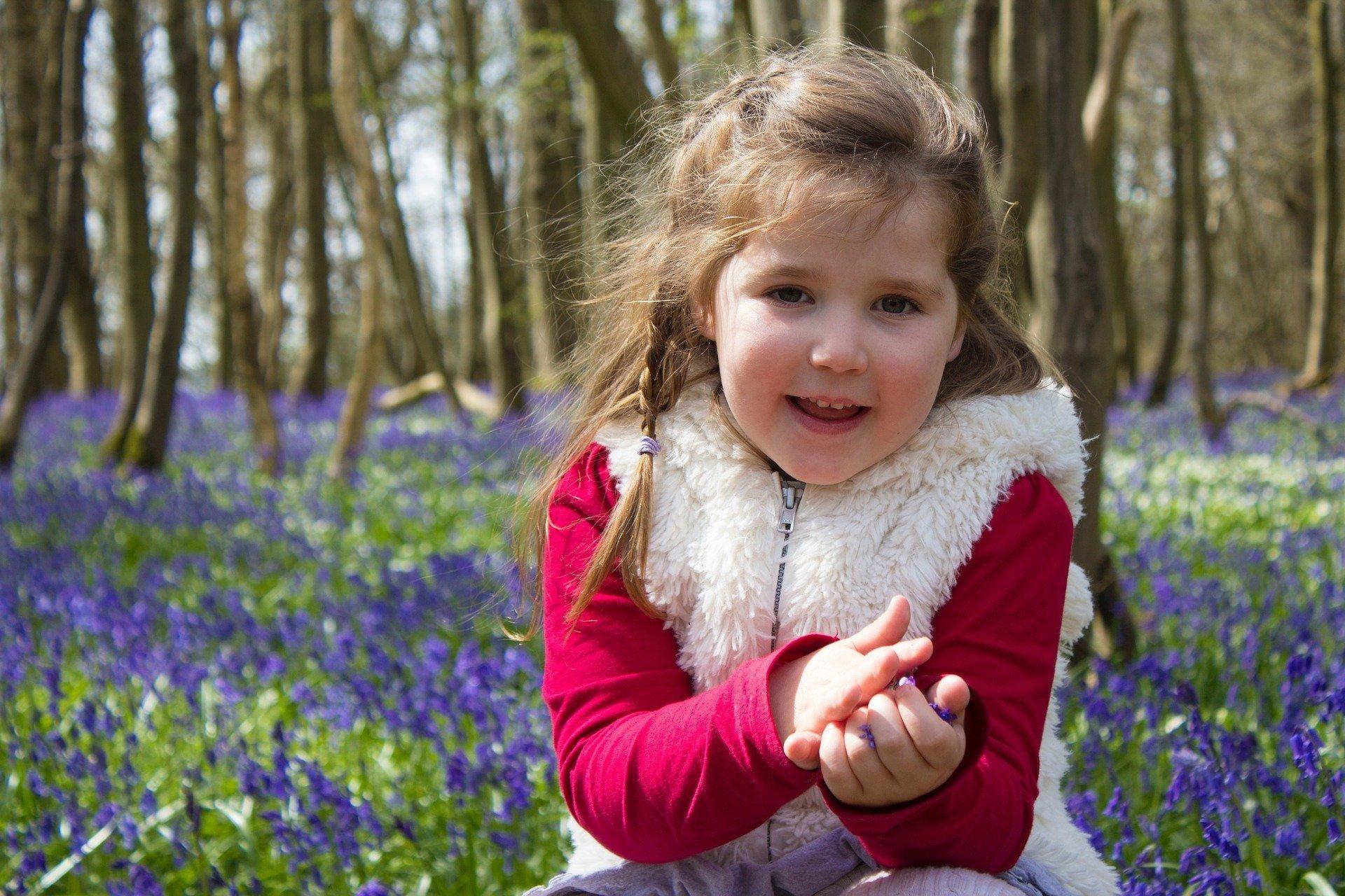 Jak ubrać dziecko wiosną