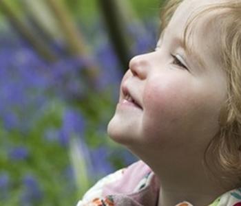 Ubieranie dziecka wiosną i jesienią