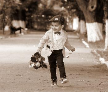 jak nauczyć dziecko uprzejmości