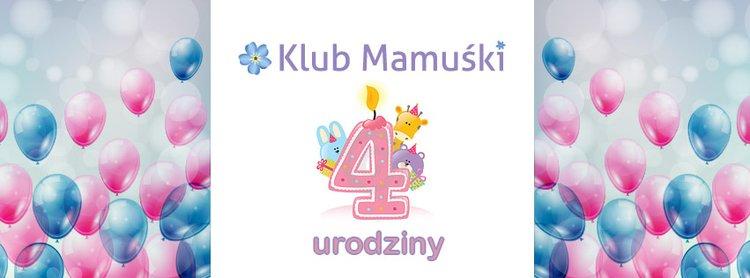 4 urodziny Klubu Mamuśki