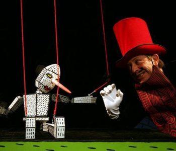 Teatr Lalek Pinokio w Łodzi - spektakl Pinokio