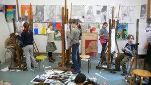 Atelier Foksal – zajęcia w kwietniu
