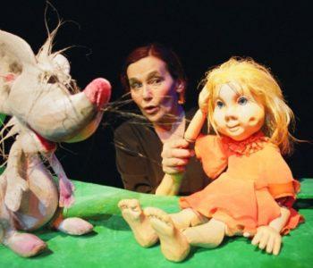 Calineczka w Teatrze Lalek