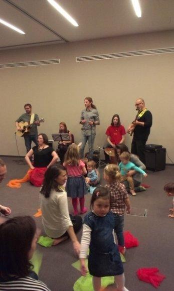 GUGU gospel  – koncert dla dzieci w wieku do lat 3
