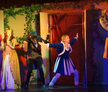 Mikołajkowa Królowa Śniegu w Teatrze Współczesnym