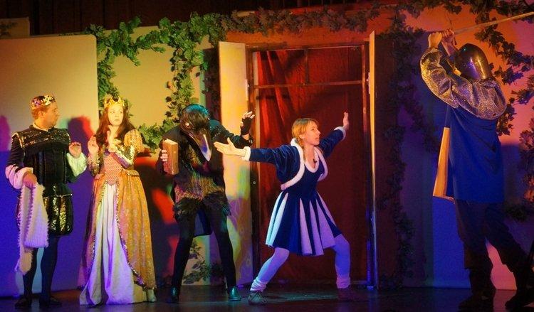 Królowa Śniegu w Teatrze Współczesnym