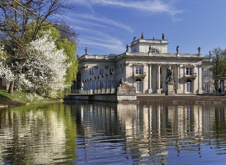 Piknik Europejski W łazienkach Królewskich Atrakcje Dla