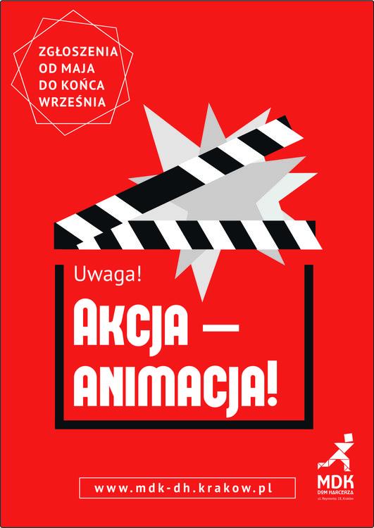 Uwaga! Akcja – animacja