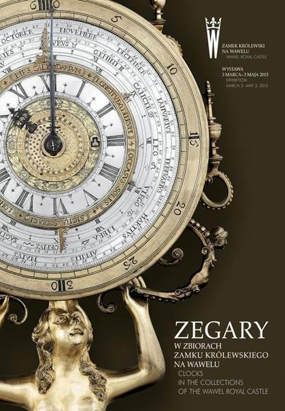 Zegary w zbiorach Zamku Królewskiego na Wawelu