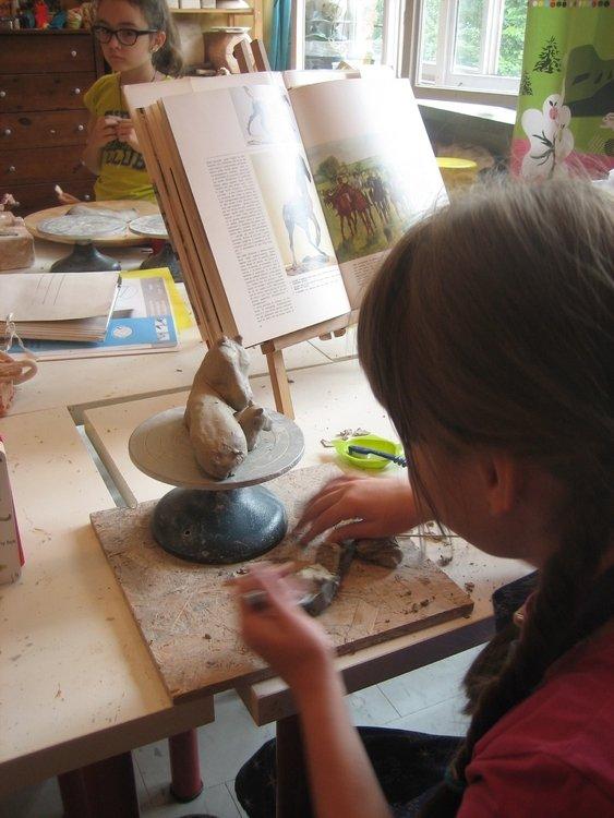Zróbmy wiosenną doniczkę!!! Ceramika dla dzieci