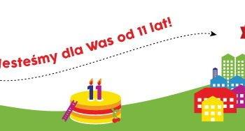 11 Urodziny Miasta Dzieci