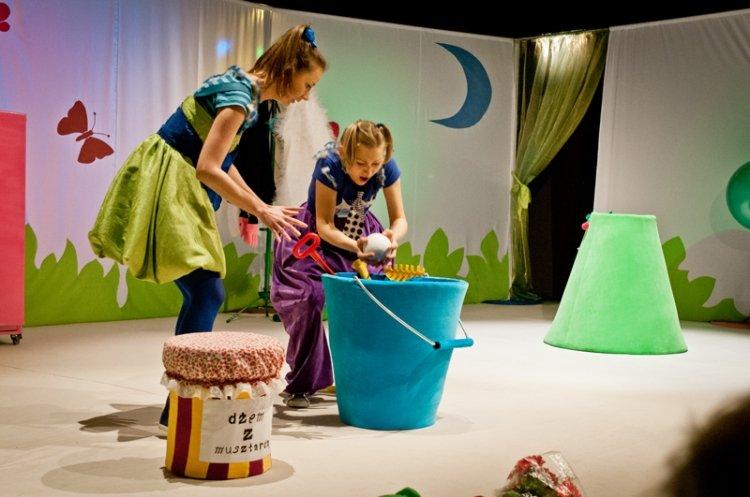 Bajka-Zjajka  w Teatrze Dzieci Zagłębia