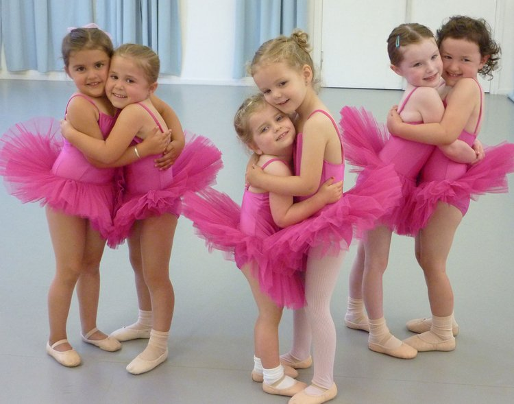 Balet dla dzieci 3-6 lat