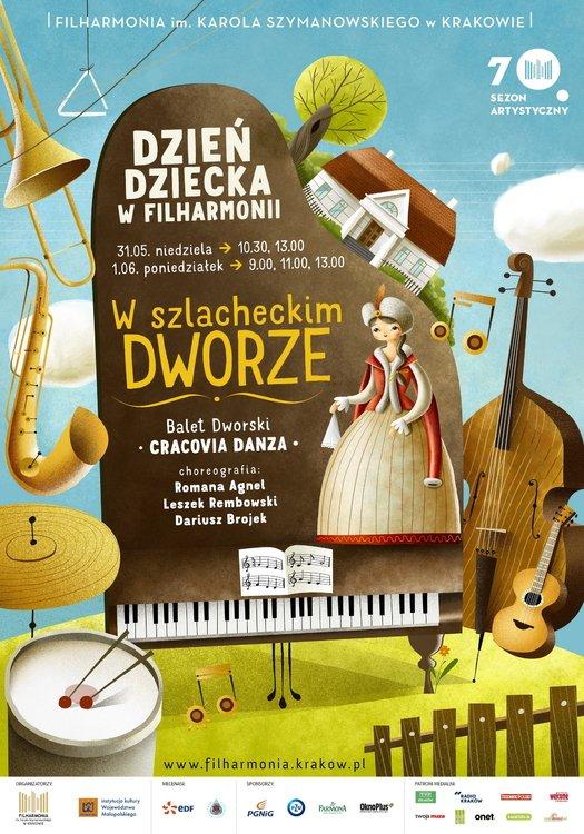 Dzień Dziecka w Filharmonii Krakowskiej