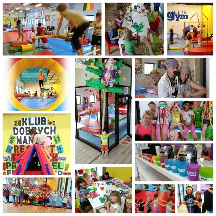 Lato w The Little Gym Kraków
