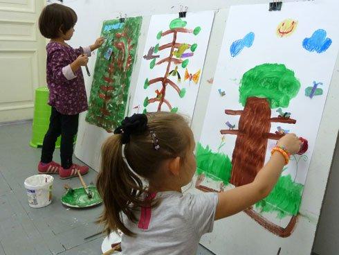 Maj dla dzieci w Fundacji Atelier