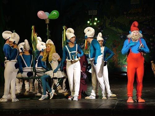 Spektakl w Teatrze Muzycznym dla dzieci