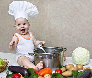 Sól w diecie dziecka. Ograniczanie soli