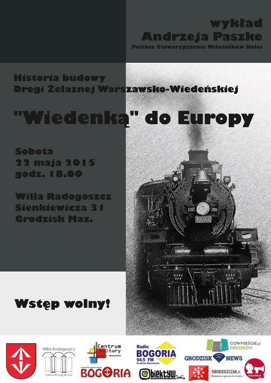 Willa Radogoszcz Na kolejowym szlaku