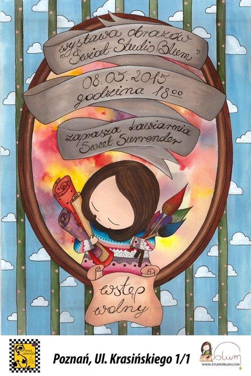 Wystawa obrazów dla Dzieci w Poznaniu