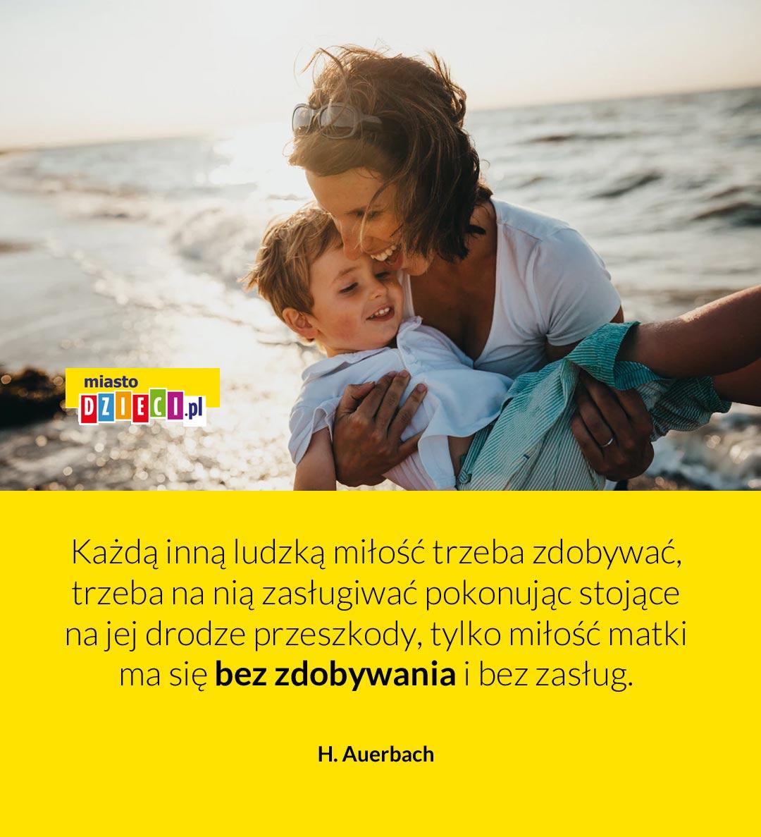 Cytaty o matce każdą inną miłość