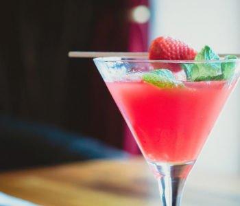 Lemoniada truskawkowa – letni przepis
