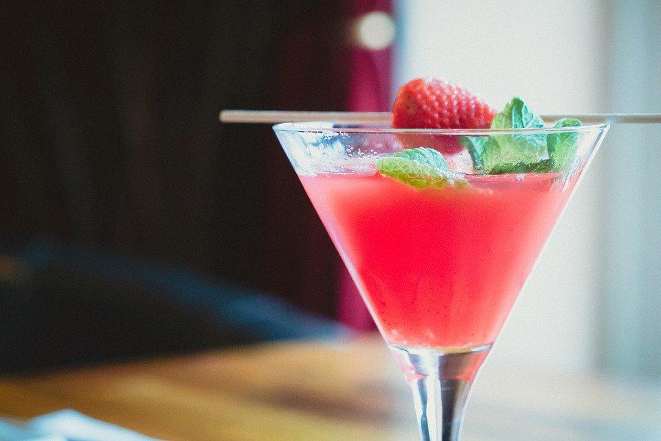przepis na lemoniadę truskawkową