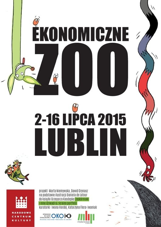 Ekonomiczne Zoo w Miejskiej Bibliotece Publicznej w Lublinie