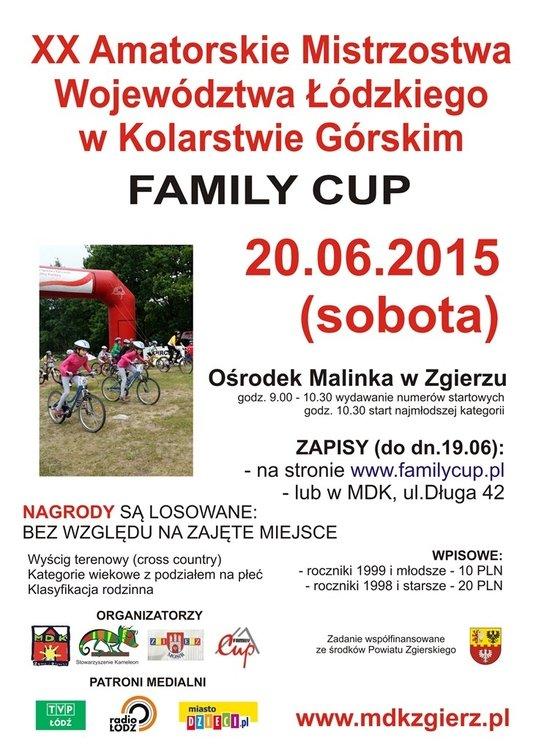 Family Cup –  XX Mistrzostwa Polski w Kolarstwie Górskim