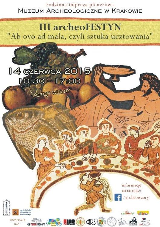 III archeoFESTYN – Ab ovo ad mala