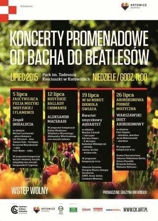 Koncerty Promenadowe: Od Bacha do Beatlesów, Katowice