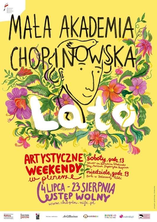 Mała Akademia Chopinowska. LATO