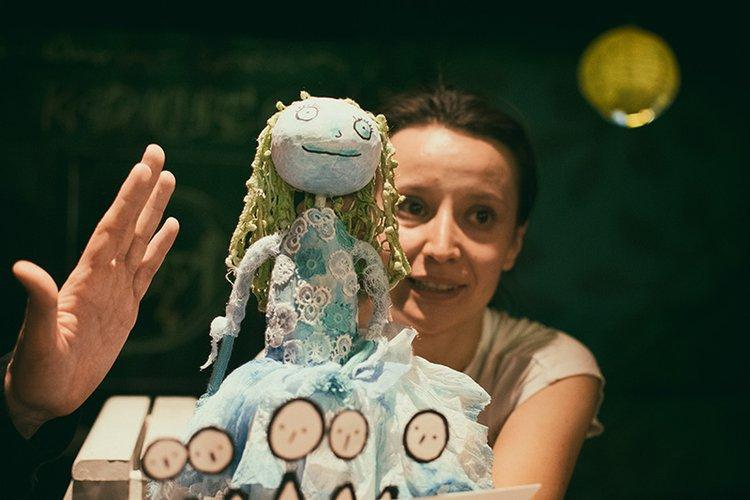 Opowiem Wam bajkę – Premiera w Olsztyńskim Teatrze Lalek