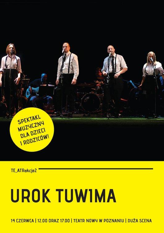 Spektakl muzyczny dla Dzieci i rodziców w Poznaniu