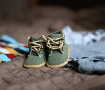 Wierszyk dla dzieci o butach