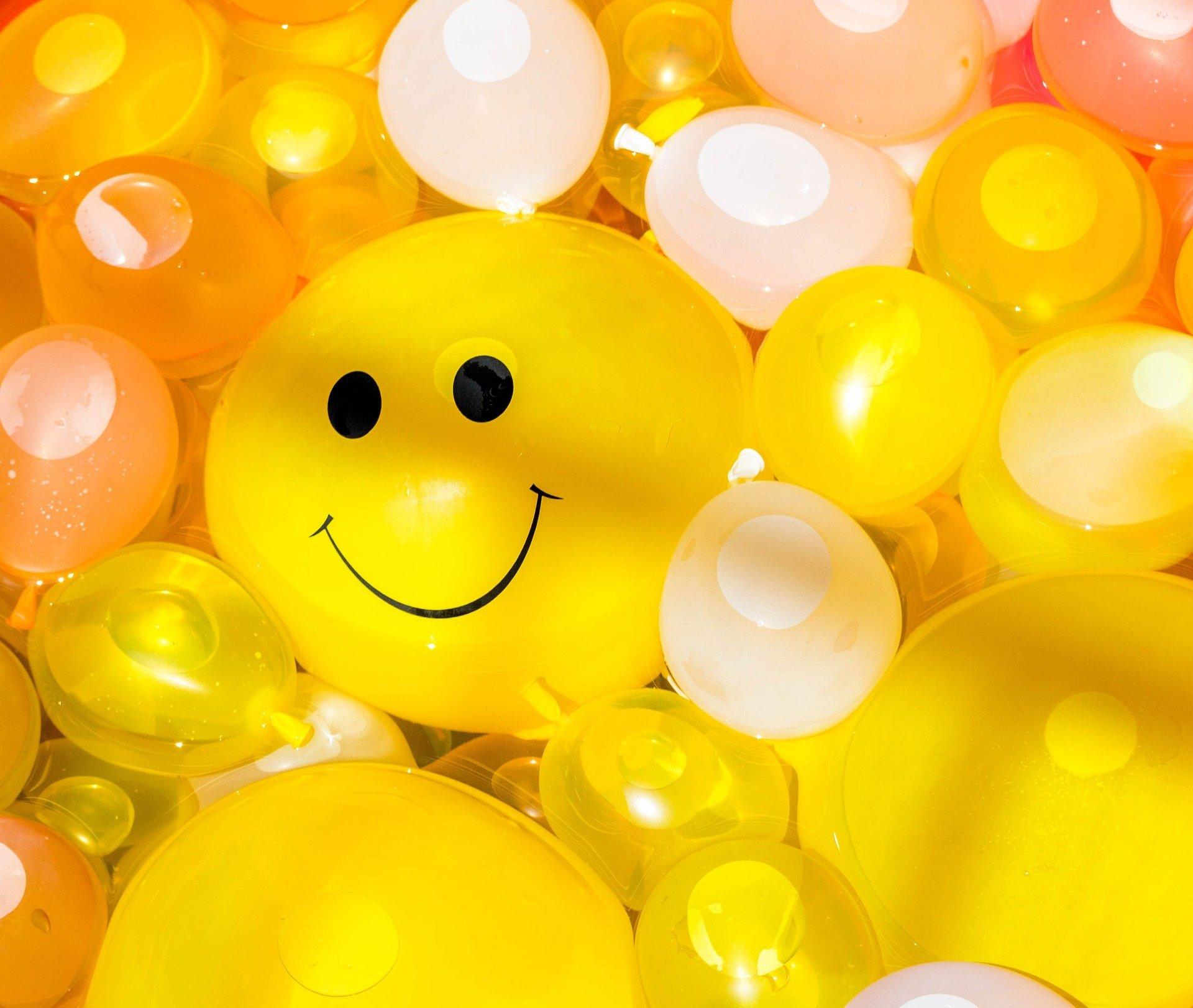 Balon niejadek, wierszyk dla dzieci