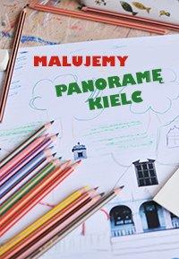 Malujemy panoramę Kielc