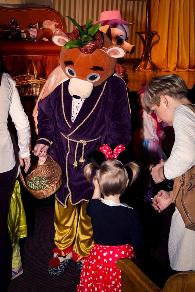 teatr piccolo z dziećmi
