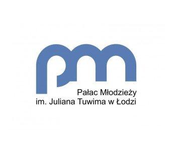 pałac młodzieży logo