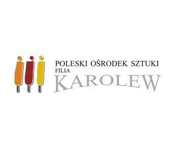 Poleski Ośrodek Sztuki filia Karolew - logo