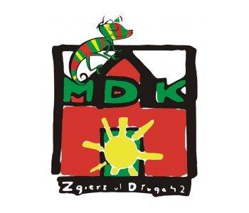 Młodzieżowy Dom Kultury w Zgierzu - logo