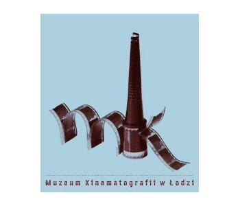 Muzeum Kinematografii nowe logo