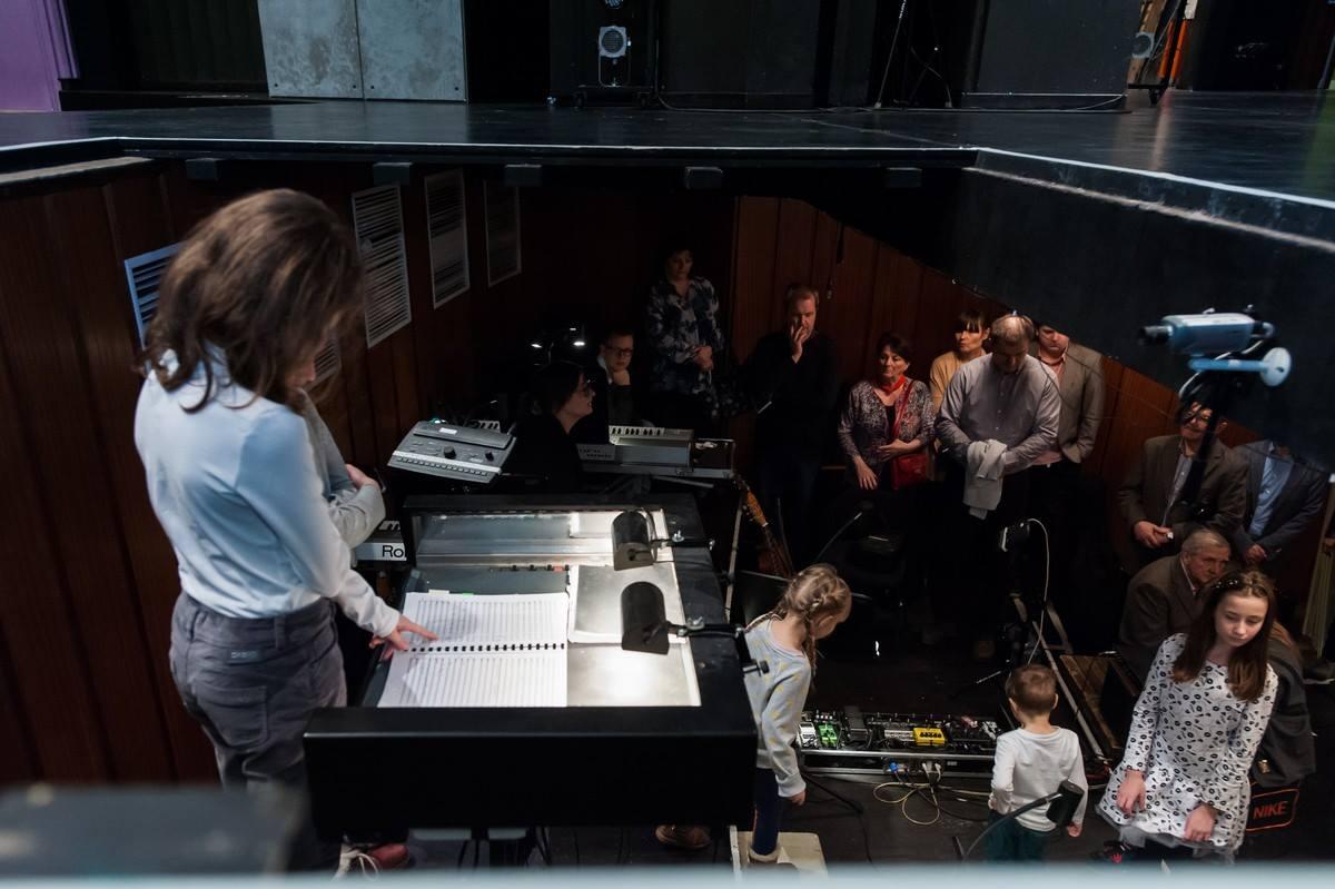 teatr muzyczny - wnętrza