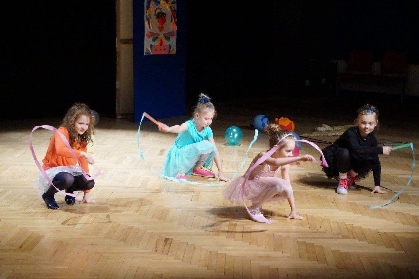 dom kultury 502 - dzieci i taniec