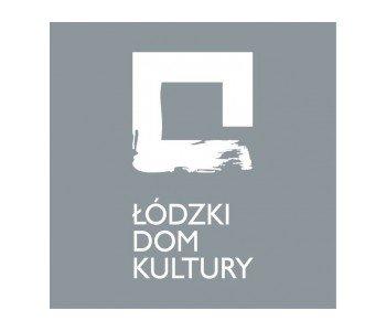 Łódzki Dom Kultury - logo
