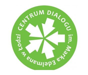 Centrum Dialogu im. Marka Edelmana w Łodzi logo